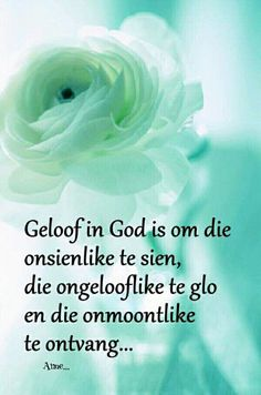 is om die onsienlike te sien. Prayer Board, My Prayer, Scripture Verses, Bible Scriptures, Sea Quotes, Afrikaanse Quotes, Inspirational Qoutes, Biblical Inspiration, Special Words