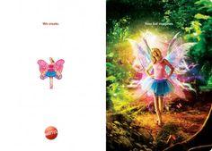 Mattel: Imaginación Infantil  La agencia Ageisobar(Brasil)