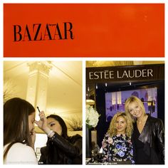 Harper's Bazaar magazine + Estee Lauder – Fab At Every Age Event (At Saks 5th Ave) (With: Editor, Avril Graham) via http://contributors.luckymag.com/post/harpers-bazaar-estee-lauder-fabulous-at-every-age-event-with-editor-avril-graham #Spring2015 #beauty #makeup #makeovers