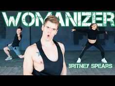 """The Fitness Marshall knows we have a thing for Britney Spears, and we'd like to think that's why his latest routine is to her hit song """"Womanizer. Best Beginner Workout, Best Cardio, Workout For Beginners, Britney Spears, Fitness Tips, Fitness Motivation, Fitness Exercises, Fitness Plan, Health Fitness"""
