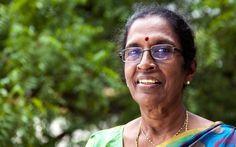 La directora del Sector de Mujeres de la Fundación Vicente Ferrer en la India, Doreen Reddy.   Imagen cedida a eldiario.es