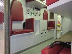 Inside vehicles Rescue Vehicles, Hospitals, Ambulance, Land Cruiser, Clinic, Engineering, Medical, Military, Cabinet