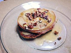 Milk Boosting Oatmeal Banana Lactation Pancakes (no added flour!)