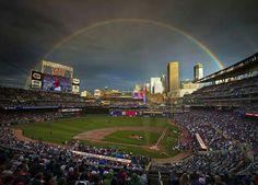 Minneapolis - Target Field...MLB 2014 All Star Game festivities, home run derby 7/14/2014