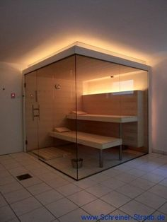 Great Absolutely Free Luxury Bathroom jacuzzi Thoughts Making sure your bathroom lifestyles about the luxury beauty associated with your home is difficult, Saunas, Indoor Sauna, Sauna Design, Sauna Room, Home Room Design, Massage Room, Transitional Bathroom, Bathroom Spa, Home Spa