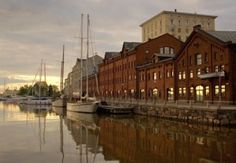 A travel board about Helsinki Finland. Includes things to do in Helsinki… Beautiful Places To Visit, Places To See, Finland Summer, Visit Helsinki, Baltic Cruise, Singapore City, Travel Tours, Travel Guides, City Landscape