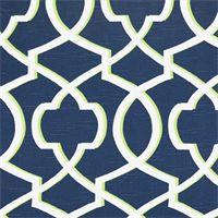 Buyfabrics.com | Morrow Canal Slub Blue Contemporary Print Drapery Fabric by Premier Prints