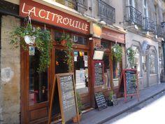 La Citrouille - 10 Rue Grégoire de Tours, 75006 Paris