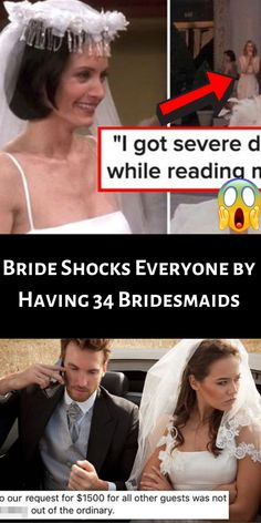 Shocks Everyone by Having 34 Bridesmaids Workout Humor, What's Trending, Hilarious, Funny, Happy Day, The Ordinary, Everything, Haha, Wedding Day
