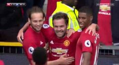 Manchester United vs Leicester City 4-1 Premier League 2016-2017. Video highlights goals matches Manchester United vs Leicester City 4-1. Date: 24/9/2016.