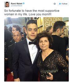 Check out Egyptian hottie Rami Malek and the reasons why women love him so much. Sami Malek, Rami Said Malek, Mr Robot, Robots, It Movie Cast, Love You Mom, Freddie Mercury, American Actors, Gorgeous Men