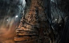 Fantasy_In_the_dark_garden_019643_.jpg (1920×1200)