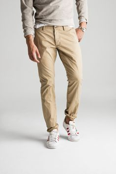 Independent Slim Pant - Ghurka