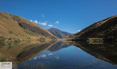 Moke Lake Queenstown New Zealand.