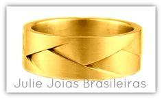 Anel em ouro 750/18k (750/18k gold ring)