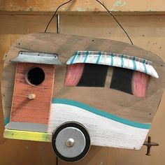 Even the birds have gone glamping! Go Glamping, Retail Shop, Has Gone, Wooden Toys, Birds, It Is Finished, Instagram, Wooden Toy Plans, Wood Toys