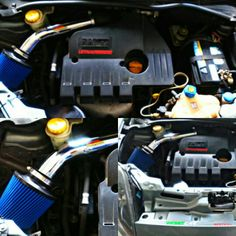 Cold Air Intake Fiat Punto 1.8  #lethalperformancearg  #simotaracing Fiat, Stationary, Racing, Cold, Running, Lace