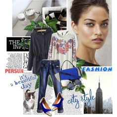 """""""It's a beautiful day!"""" by helenevlacho on Polyvore"""