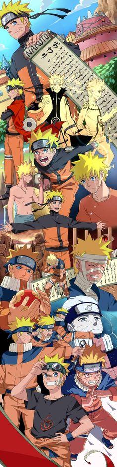 Naruto, unos de los heroes legendarios en la historia de Animes, gracias Masashi Kishimoto por haber creado un personaje que nos da mucho impacto en nuestra vida, el es bien rudo badass
