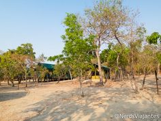 Jalapão – Acampamento Korubo
