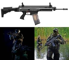 CZ 805 Bren A1 rifle - Man I hope a civilian version of this comes out soon.
