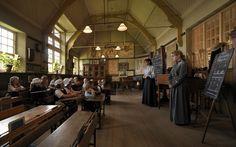 Image result for victorian school room