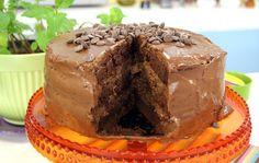 Curte café? Então faça este bolo de cappuccino com chocolate!! - Aprenda a preparar essa maravilhosa receita de Bolo Cappuccino
