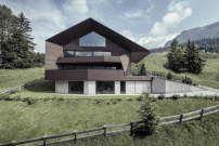 Wohnhaus in den Dolomiten / Regionale Dynamik - Architektur und Architekten…