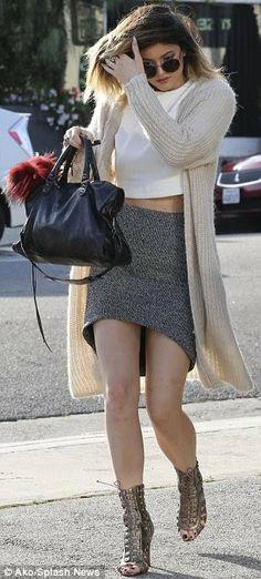 LoveLouboutin: Kylie Jenner, Lake Bell, Katie Nehra, Ashley Tisda...