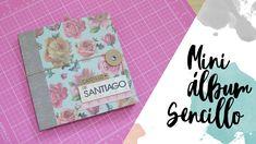 Mini Álbum Sencillo - Inspiración Scrapbook - UGDT