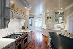 Awesome kitchen by Patricia Karsten