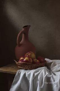 фотография корзины с яблоками и кувшином: 5 тыс изображений найдено в Яндекс.Картинках