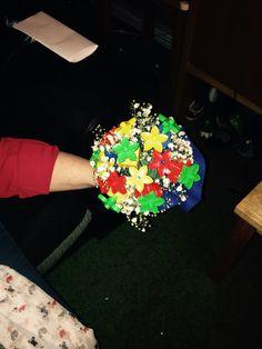 Lego duplo wedding bouquet