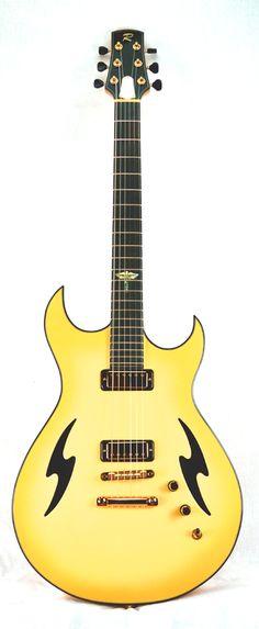 Tim Reede Guitars - Apollo