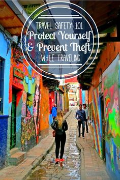 From theft to kidnapping to losing your passport, a lot can go wrong abroad. Take these basic travel safety precautions to prevent them (and ease anxiety)!