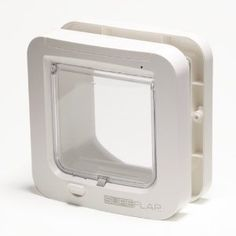 Worried about other cats getting into your home when you install a cat flap? Now you don't need to be! SureFlap, based in the UK, has come up with a solution – their cat flap remembers the id of the microchip in your cat and will only open when it recognizes that particular chip – very simple, very effective.    The majority of microchip types are recognised by the SureFlap and set up is very easy – just hit a button, let your cat walk through the flap and you're good to go. The design is…
