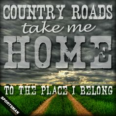 No better way to clear your mind than takin' an old back country road! #Country #DirtRoad