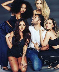 Little Mix recent photoshoot 2016