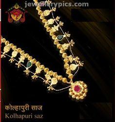 Traditional Maharashtrian jewellery collection - Latest Jewellery Designs
