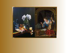 'Storie di Luce' - Roberto Piaia incontra i Maestri Fiamminghi e Olandesi del '600. Casa Museo G.B. Cima da Conegliano - 5 maggio - 10 giugno 2012