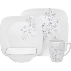 Corelle Kobe- great for RVs. Lightweight not fragile and so much better than paper plates!! | The Long and Winding Road | Pinterest | Kobe Dinnerware and ...  sc 1 st  Pinterest & Corelle Kobe- great for RVs. Lightweight not fragile and so much ...