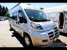 2017 Winnebago Travato 59 G Class B Camper Van Video Tour • Guaranty.com