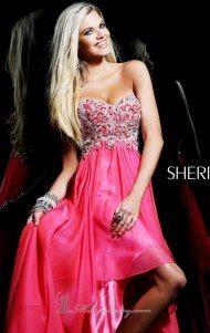 Sherri Hill pink