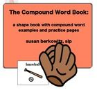This packet contains the pages needed to make a 19 pg. compound word book in the shape of a baseball mitt, two compound word worksheets and answer . Shape Books, Compound Words, Word Work, Guided Reading, Language Arts, Vocabulary, Worksheets, Shapes, Baseball