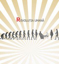 """Care este rezultatul evoluției continue a omenirii? Să-i punem -- stop -- și să o luăm de la capăt? Împreună pentru un nou început! #TomorrowIsNow  """"Coming together is a beginning; keeping together is progress; working together is success."""" - Henry Ford #campaign #health #human #evolution #fastfood #inspire"""