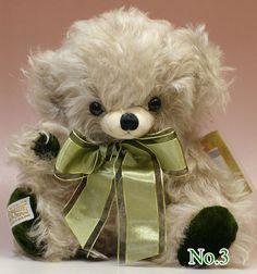 限定20体!!チーキーリーフ25cmメリーソートのぬいぐるみ Antique Teddy Bears, Teddybear, Plush Dolls, Stuffed Animals, Plushies, Kawaii, Vintage, Toys, Friends
