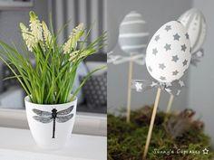 Quer durch den Ostergarten | Sunny's Cupcakes Konstanz