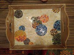 mosaic tray 2