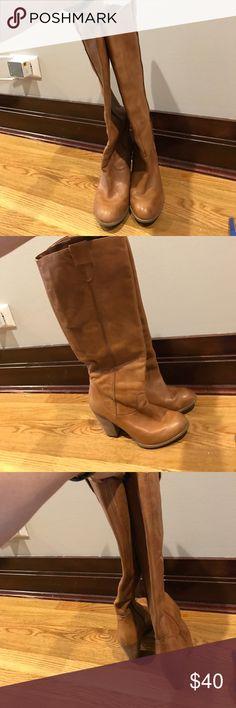 Tan boots. Size 36. ALDO. Tan boots. Size 36. ALDO. Aldo Shoes Heeled Boots