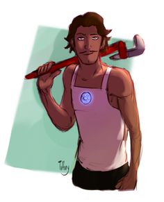 Pepper, do the thing!<-- Does anyone else  think that Varrick is the perfect combo of Tony Stark and Leo Valdez?